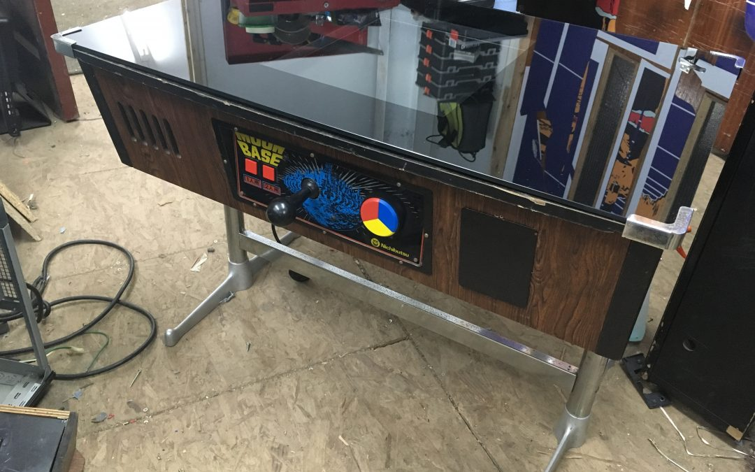 Taito Cocktail Arcade Rebuild
