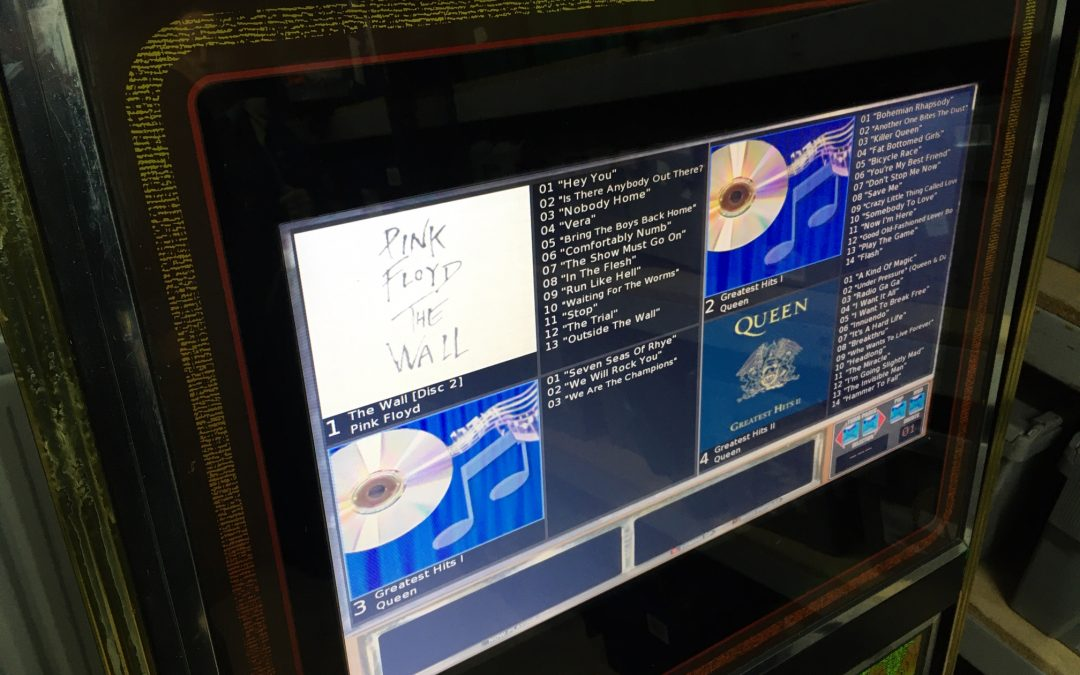 CD Jukebox to Digital Jukebox Conversion
