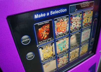Custom  MP3 Jukebox retro leisure