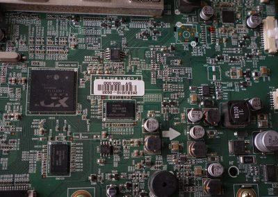 circuit-board retro leisure