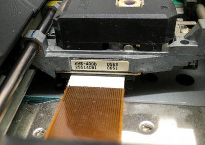 Retro Leisure CD Jukebox laser rebuild