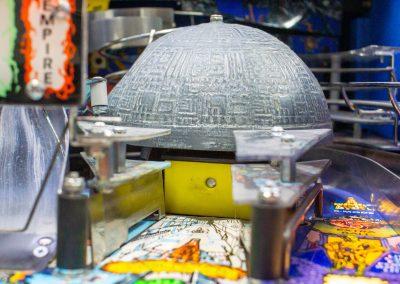 Retro Leisure - Star Wars Pinball - Death Star