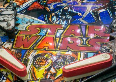 Retro Leisure - Star Wars Pinball - Field 1
